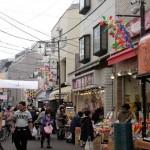 御嶽商店街1