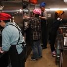 厨房担当のお皿洗いや調理補助