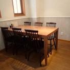6人席テーブル