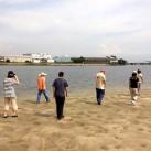 外出先のふるさとの浜辺公園